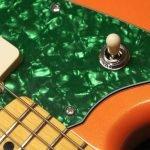 4 ply pearl green jazzmaster pickguard