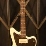 anodised bronze cream jazzmaster pickguard