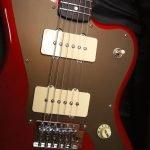 anodised bronze jazzmaster pickguard