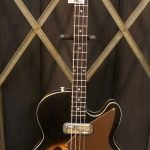 Brown Bakelite pickguard