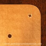 copper scratchplate
