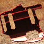 Fender Jaguar Custom pickguard