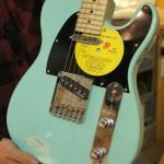 short scale telecaster LP record pickguard